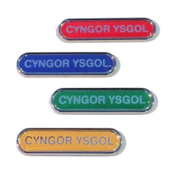 CYNGOR YSGOL badge